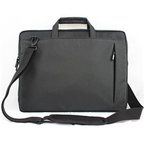 "iCAN 15.6"" Laptop Bag - Black, Nylon"