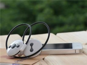 Avantree Jogger Pro Bluetooth Stereo Headset, White color, 12h music time, V4.0 AptX, Splash Proof