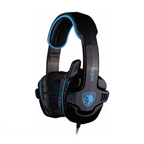 SADES Wolfang 7.1 Simulated Surround Sound PC Gaming Headset