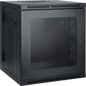 "Tripp Lite SRW10US Wall mount Rack Enclosure Cabinet 10U 19"" - 19"" 10U Wall Mounted"