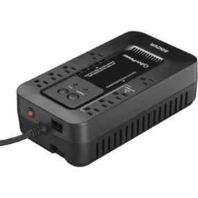 CyberPower EC550G Ecologic 550VA/330W Energy Efficient Desktop ECO UPS - 550 VA/330 WDesktop - 4 x NEMA 5-15R - , 4 x NEMA 5-15R