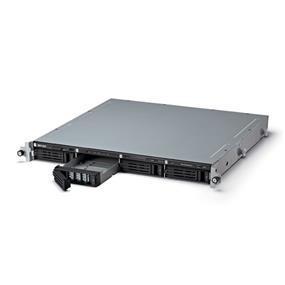 Buffalo TeraStation 5400r Enterprise Rackmount 4-Bay 16 TB (4 x 4 TB) RAID 1U Rack Mountable NAS & iSCSI Unified Storage - TS5400RH1604