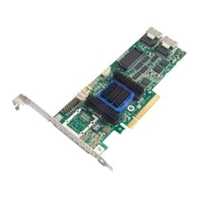 Adaptec RAID 6805 8-port SAS RAID Controller - Serial ATA/600 - PCI Express x8 - Plug-in Card - RAID Supported - 0, 1, 1E, 5, 5EE, 6, 10, 50, 60, JBOD RAID Level - 2 SAS Port(s) (2270100-R)