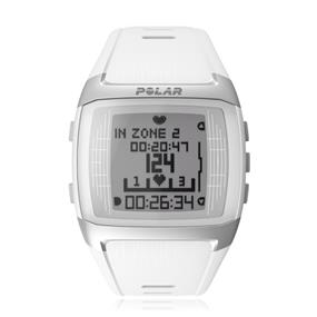 Polar FT60M - Heart Rate Monitor Watch (White) (90051007)