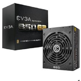 EVGA SuperNOVA 850 G2 850W Power Supply 80 Plus Gold Certified Full Modular Power Supply Intel 4th Gen CPU Compatible 10 Year Warranty (220-G2-0850-XR)