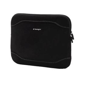 "Kensington Faux Suede Black Neoprene Netobook Sleeve Optimized For 10.1"" - 11.6"""