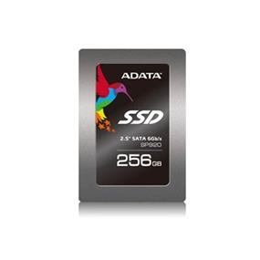 "ADATA SP920 256GB 2.5"" 6Gb/s Solid State Drive (SSD), Read: 560MB/s Write: 360MB/s (ASP920SS3-256GM-C)"