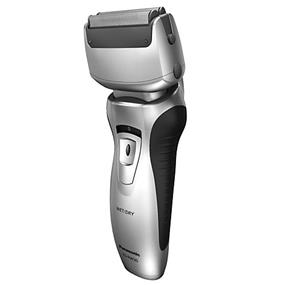 Panasonic ESRW30S Dual-Blade Electric Rechargeable Wet / Dry Men's Shaver - Silver (ESRW30S)