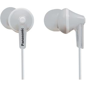 Panasonic RPTCM125 - ErgoFit In-Ear Headphones (White)