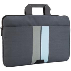 "Targus Geo 15.6"" Sleeve w/ stow away handles - Grey"