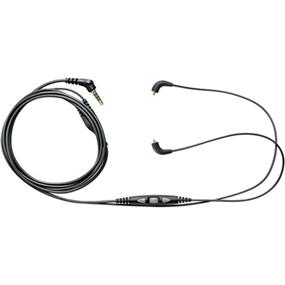 Shure CBL-M+-K-EFS - In-Ear Headphone Accessory Cable with Mic and Remote ** Lower Pricing Available In-Store **