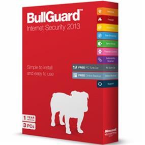 Bullguard Internet Security Retail CD mini Tuckin box (3user/1year)
