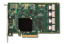LSI Logic Controller Card LSI00244 SAS 9201-16i 16Port 6Gb/s SAS/SATA Single(LSI00244)