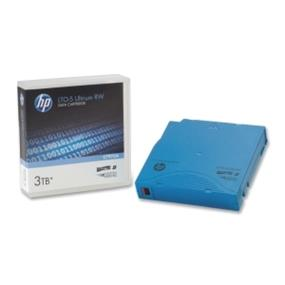 HP LTO Ultrium 5 Data Cartridge - LTO-5 - 1.50 TB (Native) / 3 TB (Compressed) - 2775.6 ft (846000 mm) Tape Length - 1 Pack (C7975A)
