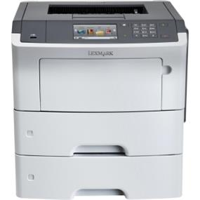 Lexmark MS610DTE Monochrome Laser Printer