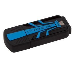 Kingston DataTraveler R3.0 G2 64GB USB Flash Drive, Read: 120MB/s, Write: 45MB/s (DTR30G2/64GB)