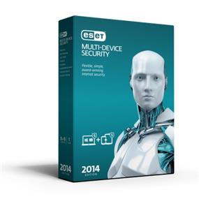 ESET Multi-Device Security 2014 Retail