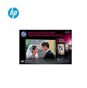 HP (CV065A) Premium Plus Glossy Photo Paper-25 sheet/Tabloid/11 x 17 in