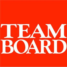 TeamBoard T-system Laptop Shelf