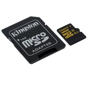 Kingston Ultimate 32GB (Class 10 UHS-I) microSDHC Card, Up to 90MB/s read, 45MB/s write (SDCA10/32GBCR)
