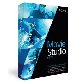 SONY Movie Studio 13 Suite - HD video editing, DVD creation, and more