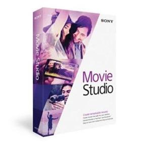 SONY Movie Studio 13 - Simplified Video Editing