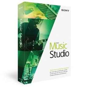 SONY ACID Music Studio 10 - A total music production platform