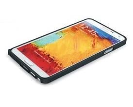 iCAN Samsung Note 3 Full Metal Black Edge 0.7mm Case