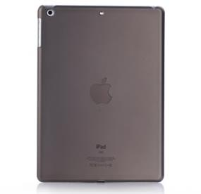 iCAN ClearGlaze Case for iPad Air - Grey