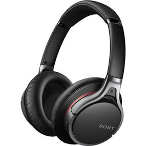 Sony MDR-10RBT - Bluetooth Headphones (Black)