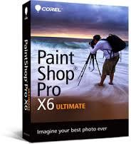 Corel PaintShop Pro X6 Ultimate
