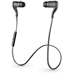 Plantronics BackBeat GO 2 - Bluetooth Earbud Headphones (Black)