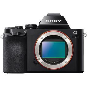 Sony Alpha a7 - Mirrorless Digital Camera (Body Only)