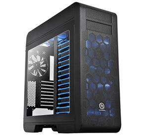 Thermaltake Core V71 Full-Tower Chassis (CA-1B6-00F1WN-00)