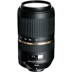 Tamron 70-300mm F/4-5.6 Di VCUSD SP Lens for Nikon
