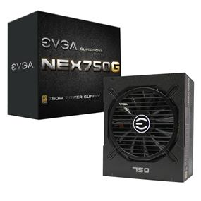 EVGA SuperNOVA 750 G1 80 Plus Gold Certified Power Supply  New Haswell Ready 10 Year Warranty (120-G1-0750-XR)