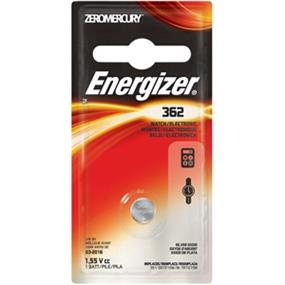 Energizer Zero Mercury Watch Battery 1.5V (362BPZ)
