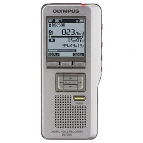 Olympus DS-2500 Digital Voice recorder - Records up to 303 Hours