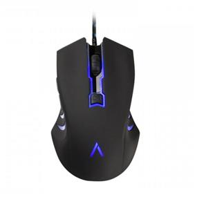 Azio GM2400 USB Wired Optical Gaming Mouse - Black (GM2400)