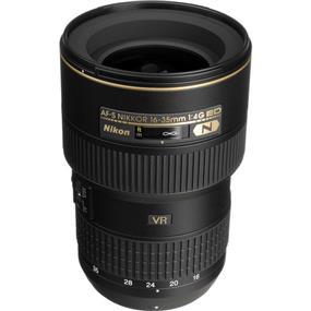 Nikon AF-S Nikkor 16-35mm f/4G ED VR Wide Angle Zoom Lens ~