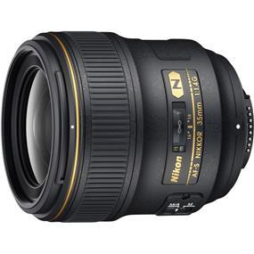 Nikon AF-S NIKKOR 35mm f/1.4G Wide-Angle Lens (Open Box)
