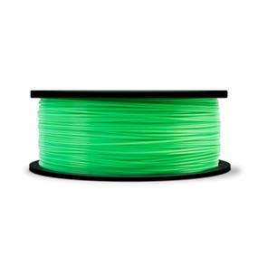 MakerBot Translucent Green PLA Filament (Small Spool)