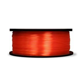 MakerBot Translucent Orange PLA Filament (Small Spool)