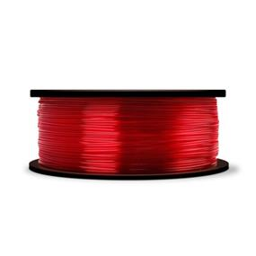 MakerBot Translucent Red PLA Filament (Small Spool)
