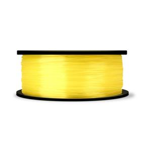 MakerBot Translucent Yellow PLA Filament (Large Spool)