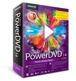 CyberLink PowerDVD 14 Ultra - No.1 Media Player for 4k, HD, 3D, Blu-ray and More