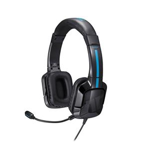 Tritton KAMA Stereo Headset for PS4 and Vita - Black (TRI906390002/02/1) (T)