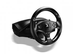 Thrustmaster T80 Racing Wheel (Open Box/ PS3, PS4)