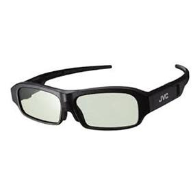 JVC PKAG3 RF (Radio Frequency) type 3D Glasses for D-ILA projectors (Active & Rechargeable)