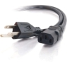 Cables To Go  Standard Power Cord - 0.61m (29925)